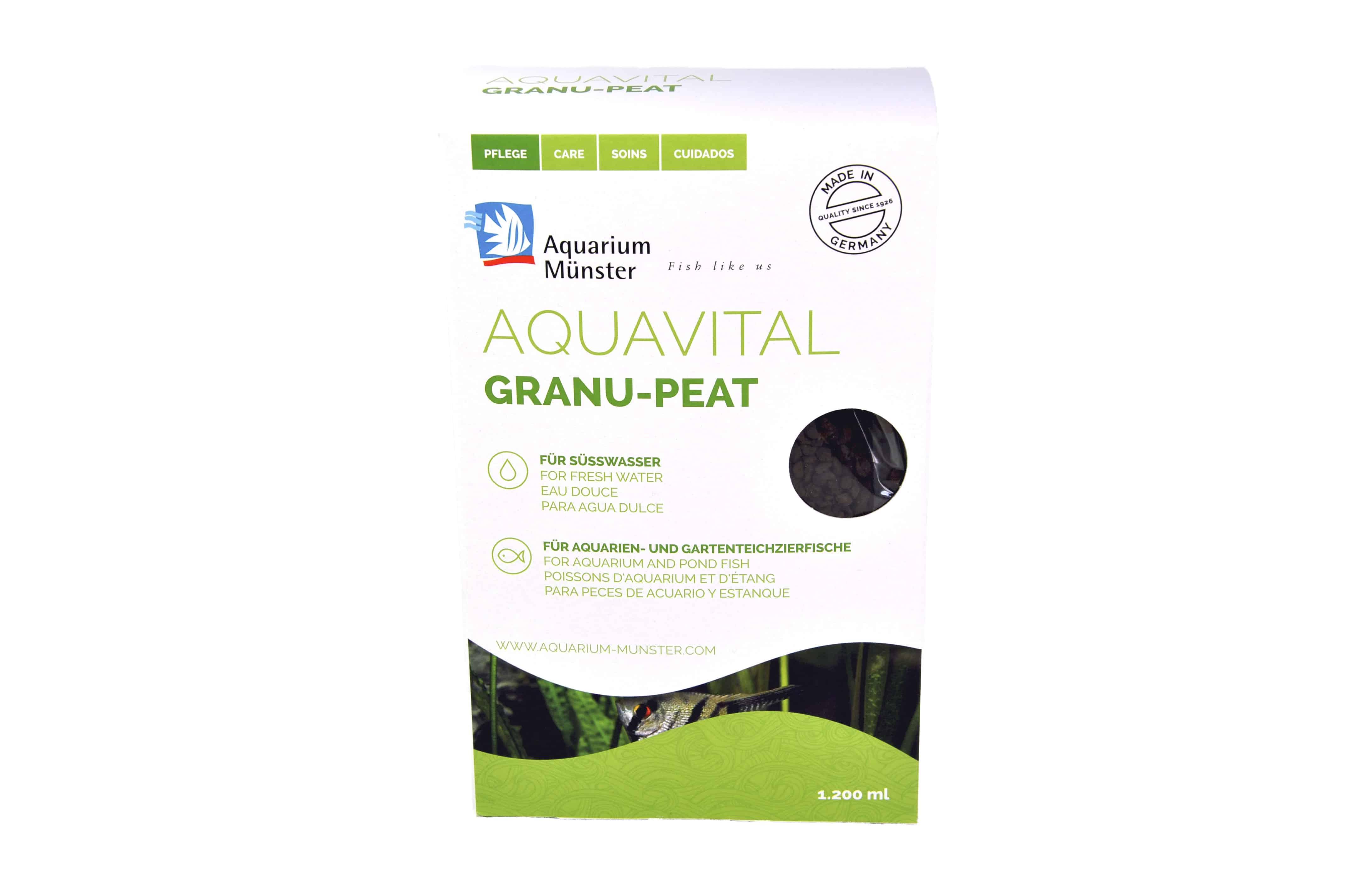 AQUAVITAL GRANU-PEAT