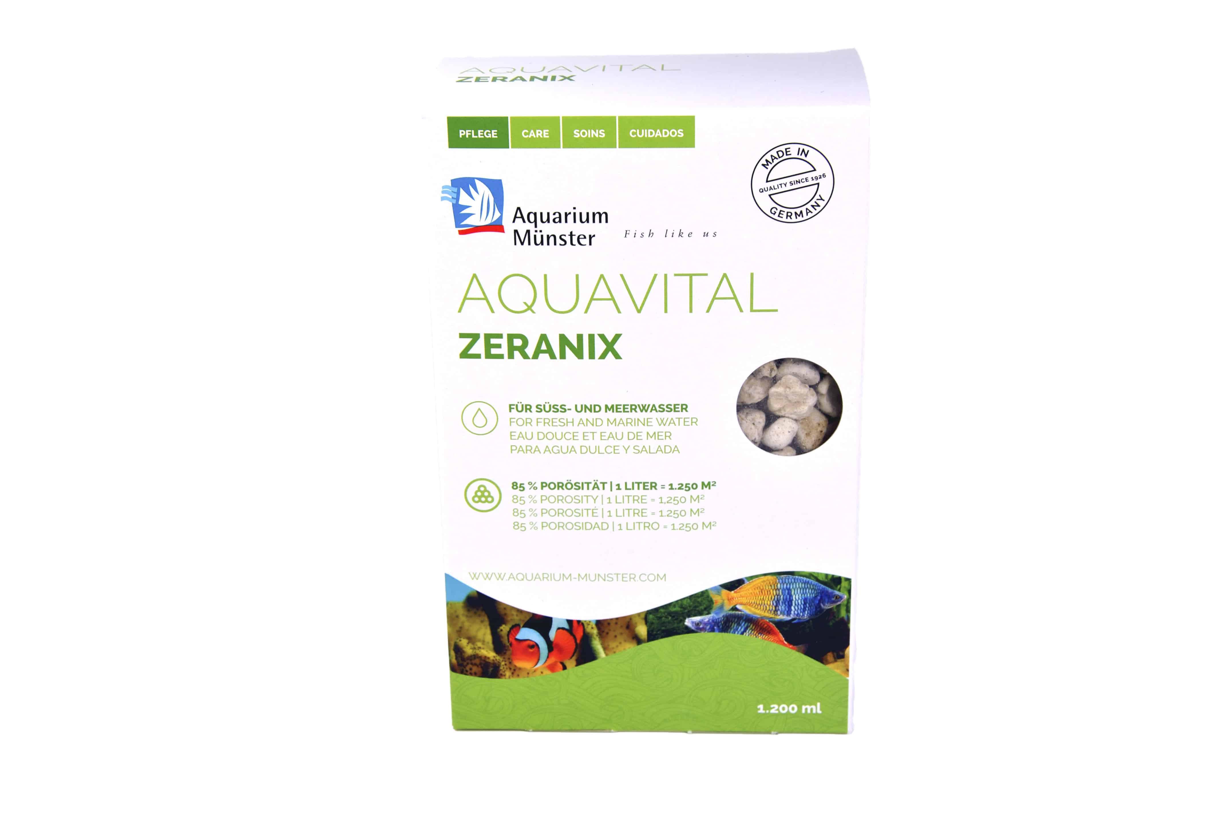 AQUAVITAL ZERANIX