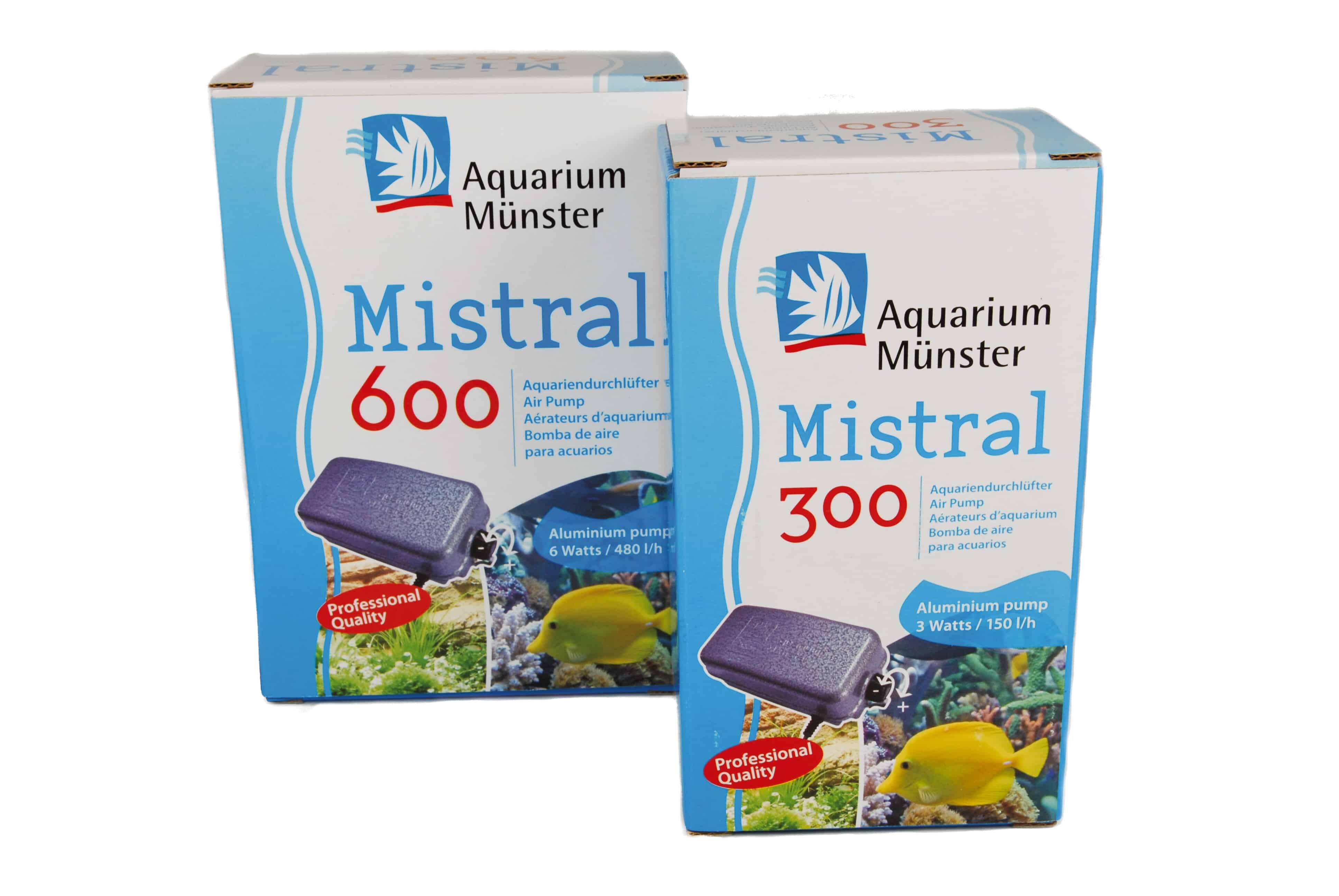 MISTRAL 300 + 600