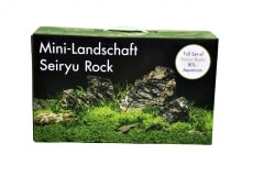 AQUADECOR Deko-Set Mini-Landschaft 80