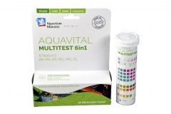 AQUAVITAL MULTITEST 6in1