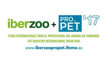 iberzoo+PROPET 2017 Madrid (Spanien)