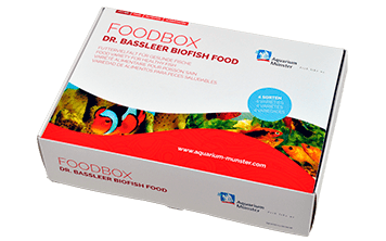 New: DR. BASSLEER BIOFISH FOOD FOODBOX