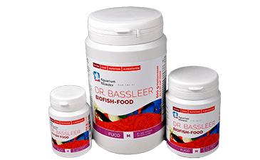 New: DR. BASSLEER BIOFISH FOOD FUCO